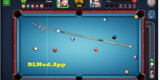 8 Ball Pool Mod 2021