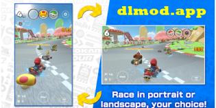 Mario Kart Tour mod