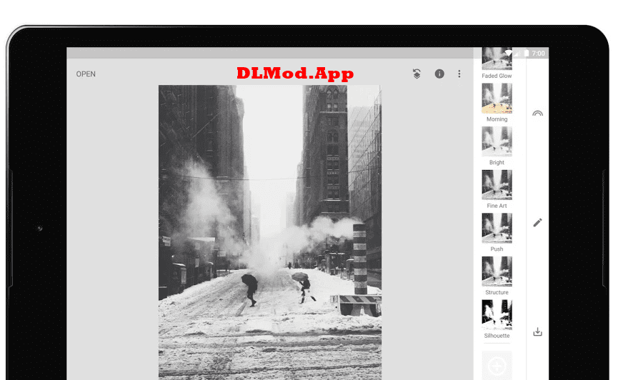 Snapseed MOD premium
