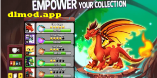 Dragon city mod