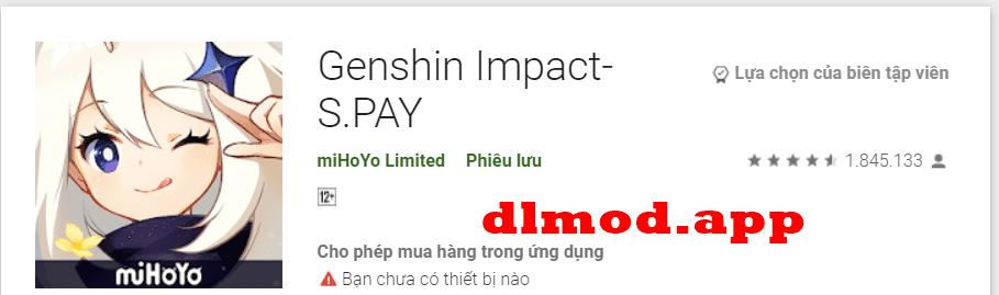 Genshin Impact Mod