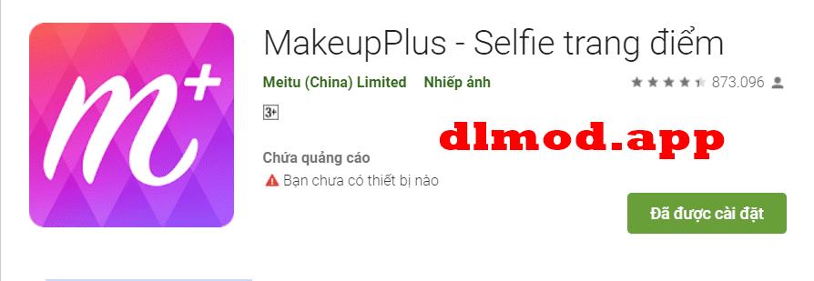 Makeup plus mod apk