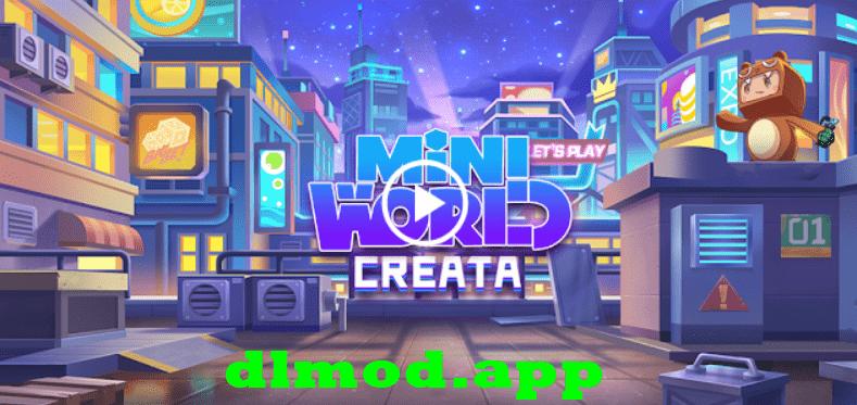Mini World mod