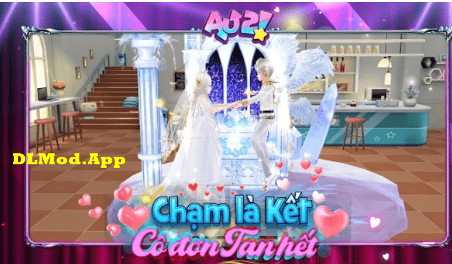AU 2 Mod kim cương