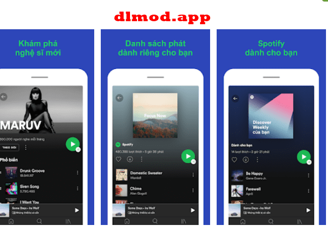 Spotify Mod premium apk