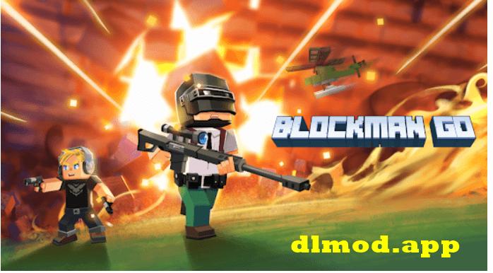 Blockman go mod full kim cương