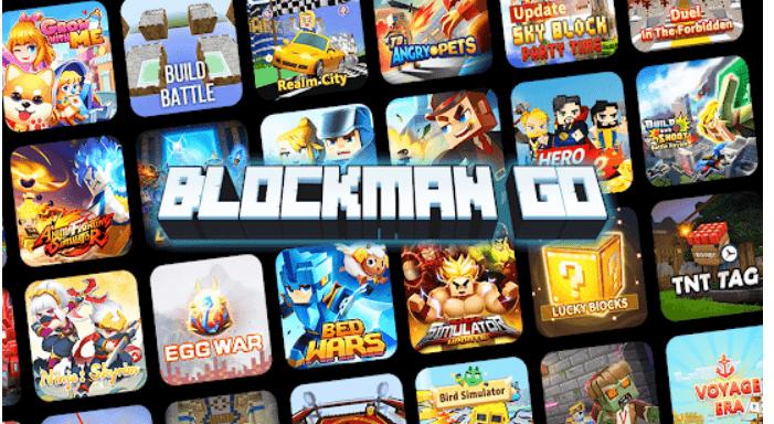 Blockman go mod vô hạn tiền