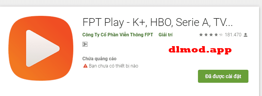 Fpt play mod