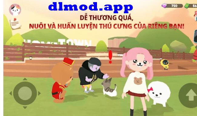 Play together mod apk